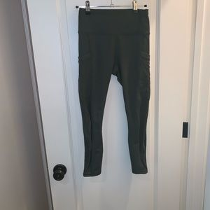 Fabletics green leggings